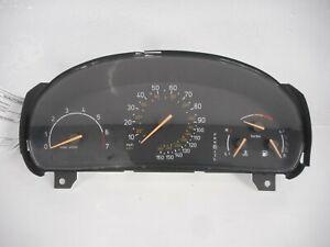02 Saab 9-5 Speedometer Instrument Gauge Cluster MPH OEM 95K Auto Transmission