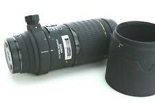 Sigma APO macro 180mm  1: 3.5 Teleobjektiv für Sony A-mount