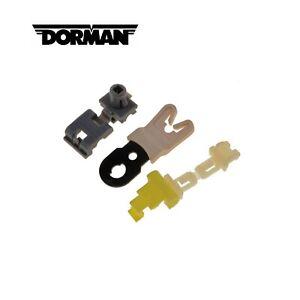 Dorman Door Lock Rod Fastener Fit Cadillac Escalande/ Chevy C1500, Cavalier