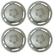 Set of 4 16 Inch Extra Deep Dish Van Wheel Trims Hub Caps For Renault Master