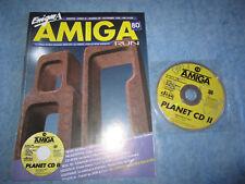 Rivista + CD Enigma AMIGA RUN n°80 NOVEMBRE 1996