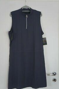 Nike Flex Damen Golf - Kleid Größe M Grau/Taupe Spitzeneinsätze Lifestyle NEU