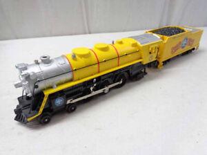 ✅K-LINE BY LIONEL RINGLING BROS BARNUM BAILEY CIRCUS STEAM ENGINE O GAUGE TRAIN