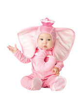 InCharacter Pink Elephant Infant Fancy Dress Baby Costume Outfit 18-24 Months