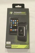 Powermat Wireless Charging Receiver For Ipod Touch 2nd Generation New In Box