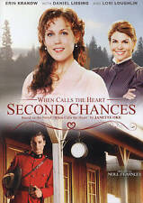 WHEN CALLS THE HEART: SECOND CHANCES~2014 VG/C DVD~ERIN KRAKOW CHAD WILLETT