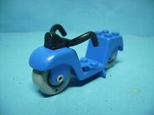 Lego Motorrad blau #L1