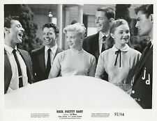 SAL MINEO JOHN SAXON LUANA PATTEN ROCK PRETTY BABY 1956 VINTAGE MOVIE STILL N°3