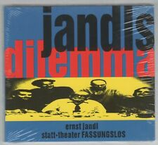 Ernst Jandl -   [CD] OVP----Jandls Dilemma