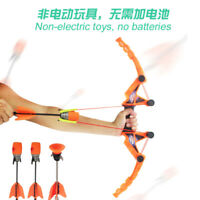 Archery Bow & Arrow Set with 3 Suction Cup Arrows for Kids/Children Hunting Toy