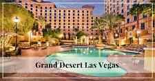 Wyndham Grand Desert OCTOBER 21ST (3 nights) 2 Bedroom Dluxe