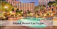 Wyndham Grand Desert JULY 22nd (4 nights) 2 Bedroom Deluxe