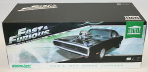 Greenlight 1/18 Scale Model Car 19027 - Fast & Furious Dom's 1970 Dodge Charger