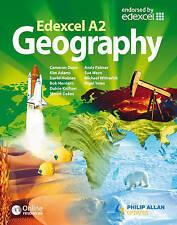 Edexcel A2 Geography Textbook by David Holmes, Kim Adams, Sue Warn, Michael...