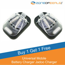BUY 1 GET 1 FREE - Universal External Battery Charger - Jadoo Charger For Mobile