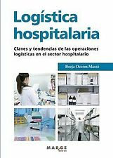 LOGISTICA HOSPITALARIA. NUEVO. Envío URGENTE. MEDICINA Y SALUD (IMOSVER)
