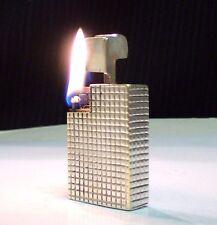 Briquet ancien * CLODION Très RARE en Modèle Femme * Lighter Feuerzeug Accendino