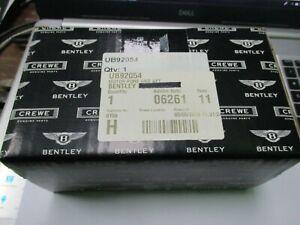 Bentley Azure, Continental T, Rolls Royce Corniche power seat motor UB92054 new