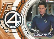 "Fantastic Four Movie - FF003 ""Mr Fantastic Flight Suit"" Costume Card #932/969"