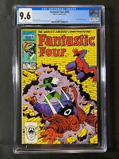 Fantastic Four #299 CGC 9.6 (1987) - Spider-Man appearance