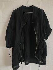 Shakuhachi Black Linen Summer Jacket - 6