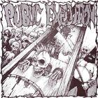 "PUBLIC EXECUTION demo / DANA SIXTY & The Pistol Grips 7"" Green Vinyl EP 45"
