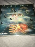 TIM SOUSTER ANGEL OF DEATH DE WOLFE LIBRARY CD 1989 MUSIC FOR HORROR,DRAMA