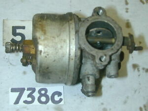 Tecumseh 143-576012 8HP OEM - Carburetor
