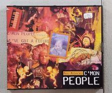 PAUL MCCARTNEY C'MON PEOPLE MUSIC CD V12