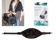 Sherpa COMFORT STRAP ExtraWide TRAVEL Shoulder Distribute Dog Pet Carrier Weight