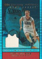 KEITH VAN HORN 03-04 TOPPS JERSEY EDITION HOME #JEKVH JERSEY BK4811