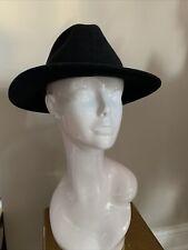 Bollman Company Bailey Bowler Hat Black Glen Size Medium Mens Womens