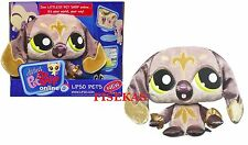LPS Littlest Pet Shop LPSO Online Pets Plush 7 in Sassiest Dog NEW in BOX