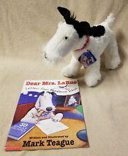 Dear Mrs. LaRue BOOK & PLUSH IKE Toy Stuffed Dog MARK TEAGUE Kohl's Cares Kids
