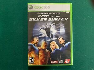 Fantastic 4: Rise of the Silver Surfer (Microsoft Xbox 360, 2007) New!