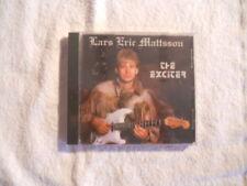 "Lars Eric Mattsson ""The Exciter"" Rare 1991 cd Leviathan  Rec. New Sealed"