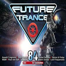 Future Trance 84 Audio CD Various