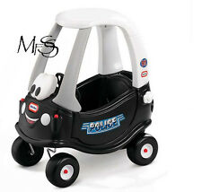 Little Tikes Cozy Coupe Police Car  *   Brand New