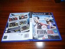 FIFA 06 PS2 PAL España