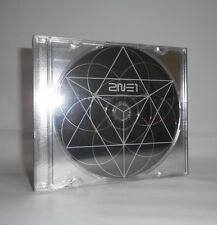 K-POP 2NE1 NEW ALBUM - [CRUSH] Black Ver. CD + Booklet Sealed Music CD