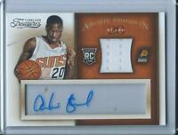2013-14 Timeless Treasures Basketball Archie Goodwin RC Auto Jersey