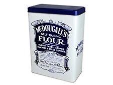 Retro Style McDougall's Self-Raising Flour Tin Canister