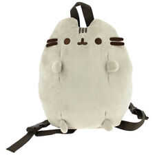 Pusheen Backpack The  Cat Fuzzy Plush Zipper Pouch Purse Gift Cat Lovers