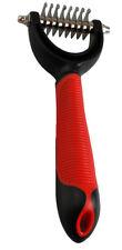Karlie Entfilzer mit Griff 7.5 cm rot-schwarz - Striegel/Trimmers