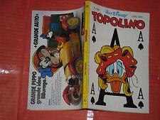 WALT DISNEY- TOPOLINO libretto- n° 1563 a- originale mondadori- anni 60/80