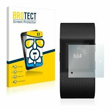 BROTECT® AirGlass® Premium Tempered Glass Screen Protector for Fitbit Surge