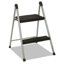Cosco Folding Step Stool 2-Step 200lb 16 9/10