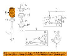 GM OEM Front Suspension-Spring 25909347