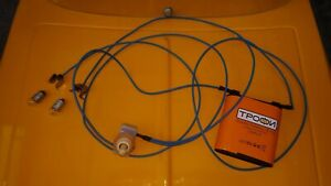 Electric kit for Moskvich pedal car.
