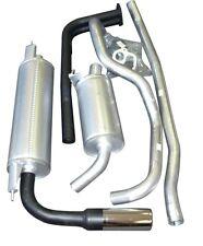 "Exhaust system Classic Volvo 240 year model 85-93 2"" Sport w/o catalysator 076K"